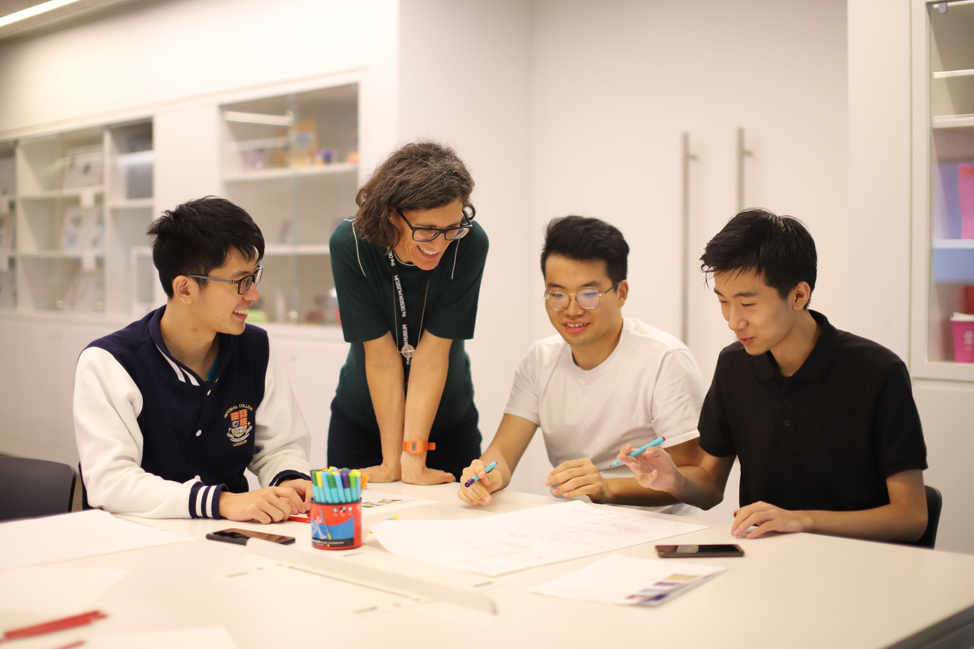 2019暑假-Design Museum Workshop-