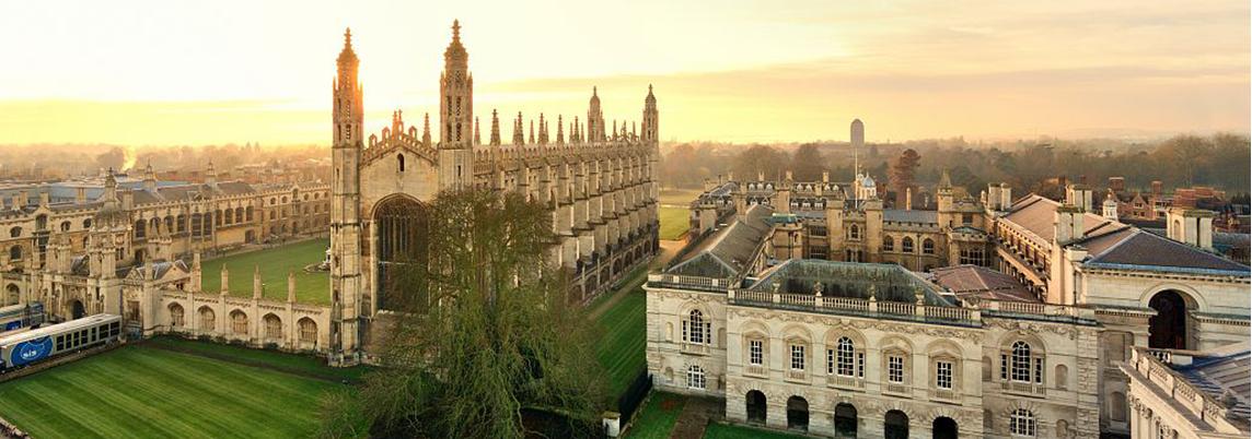英国剑桥大学菲茨威廉学院研修班