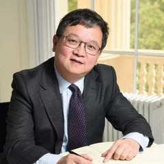 Yike Guo,Imperial College,Co-Directer of the Data Science Institute,Professo