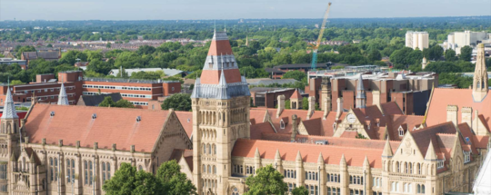 GREAT scholarships 2021 - The University of Manchester