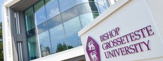 GREAT Scholarship - Bishop Grosseteste University