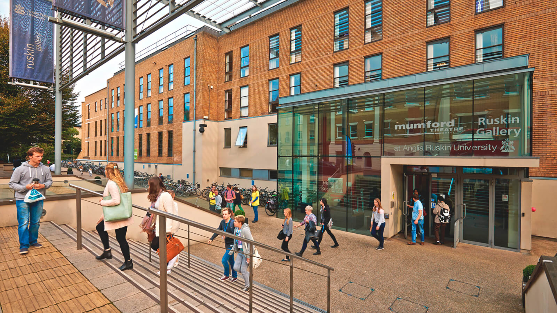 GREAT Scholarship - Anglia Ruskin University