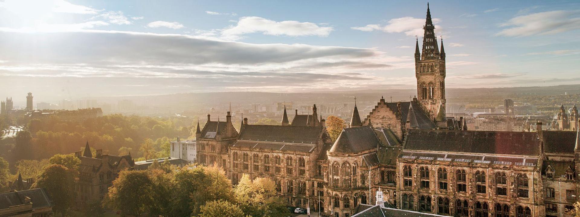 University of Glasgow - CLARK (MILE-END) BURSARY FUND