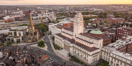 University of Leeds - Masters Excellence Scholarship